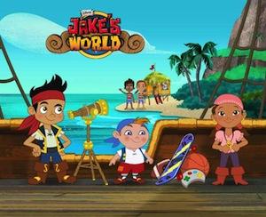 ジェイクとネバーランドの海賊たち