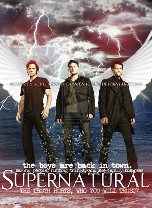 スーパーナチュラル6
