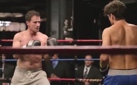 ピーターとニールのボクシング