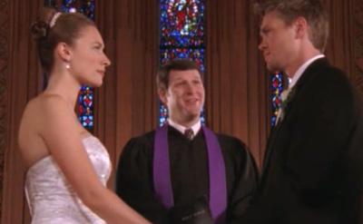 ルーカスとリンジーの結婚式